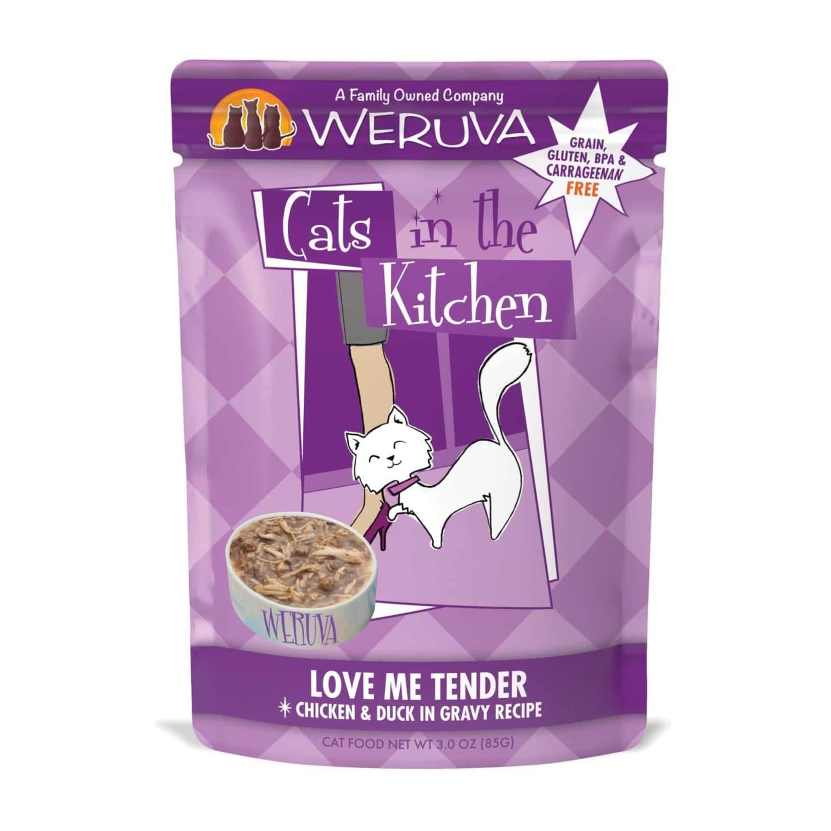 Weruva Weruva CITK Love Me Tender Cat Pouch 3oz