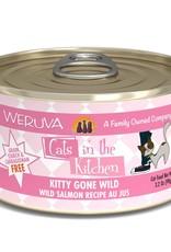 Weruva Weruva CITK Kitty Gone Wild Cat Can 3.2oz