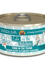 Weruva Weruva CITK Funk in the Trunk Cat Can 3.2oz