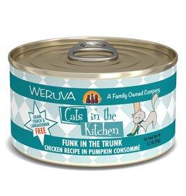 Weruva Weruva CITK Funk in the Trunk Cat Can 3.2oz