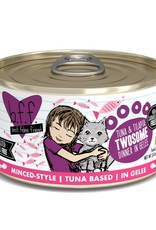 Weruva Weruva BFF Tuna & Tilapia Twosome Cat Can 3oz