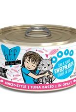 Weruva Weruva BFF Tuna & Shrimp Sweethearts Cat Can 3oz