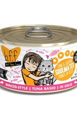 Weruva Weruva BFF Tuna & Salmon Soulmates Cat Can 3oz