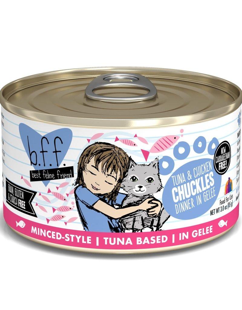 Weruva Weruva BFF Tuna & Chicken Chuckles Cat Can 3oz