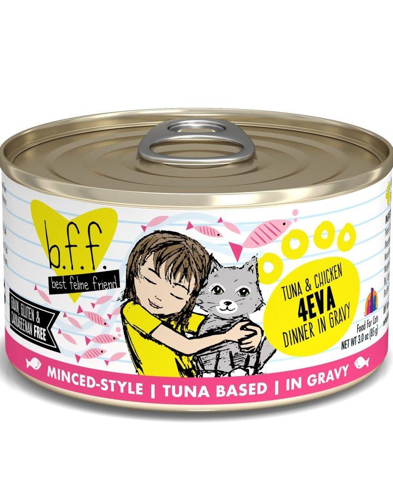 Weruva Weruva BFF Tuna & Chicken 4Eva Cat Can 3oz
