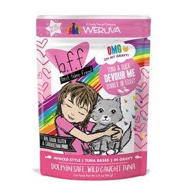Weruva Weruva BFF OMG Tuna & Duck Devour Me Cat Pouch 3oz