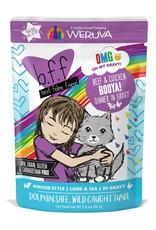 Weruva Weruva BFF OMG Booya! Beef & Chicken Cat Pouch 2.8oz
