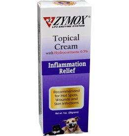Zymox ZYMOX Topical Cream .5% Hydrocortisone Tube 1oz