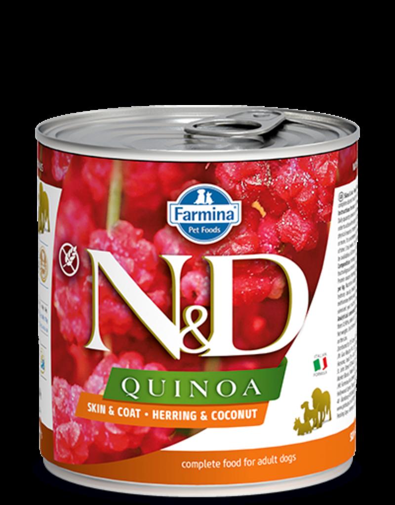 Farmina Farmina Quinoa Skin & Coat Herring Canned Dog Food 10.05oz