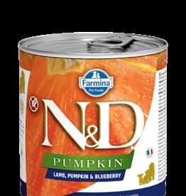 Farmina Farmina  Pumpkin Lamb, Blueberry Puppy Canned Food 10.05oz