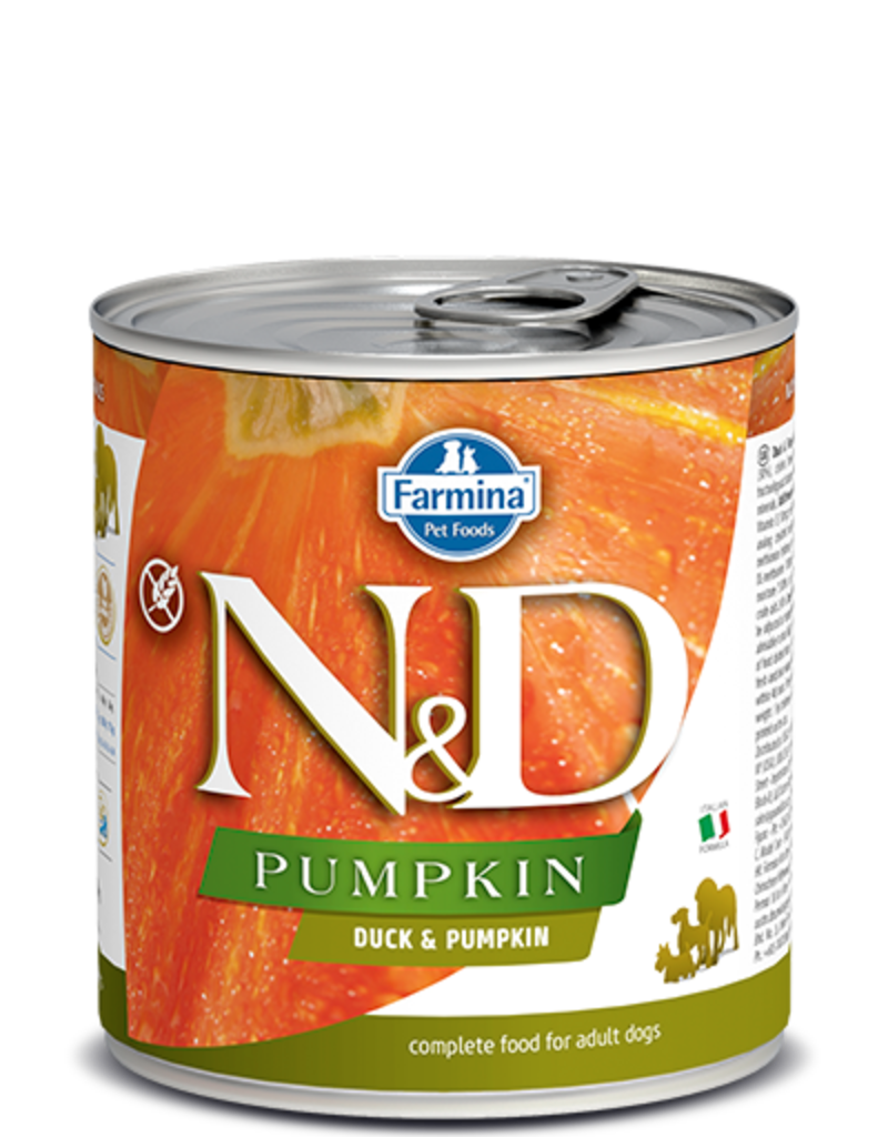 Farmina Farmina Pumpkin Duck Canned Dog Food 10.05oz