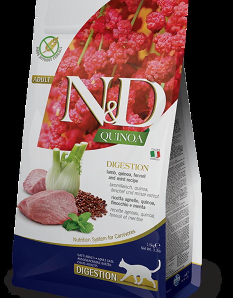 Farmina Farmina Quinoa Digestion Lamb Cat Food 3.3lb
