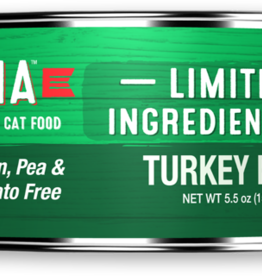 Koha KOHA Limited Ingredient Diet Turkey Pate Canned Cat Food 5.5oz