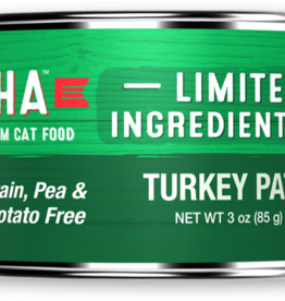 Koha KOHA Limited Ingredient Diet Turkey Pate Canned Cat Food 3oz