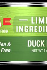 Koha KOHA Limited Ingredient Diet Duck Pate Canned Cat Food 3oz