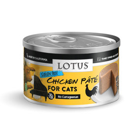 Lotus Lotus Chicken Pate Cat Canned Food