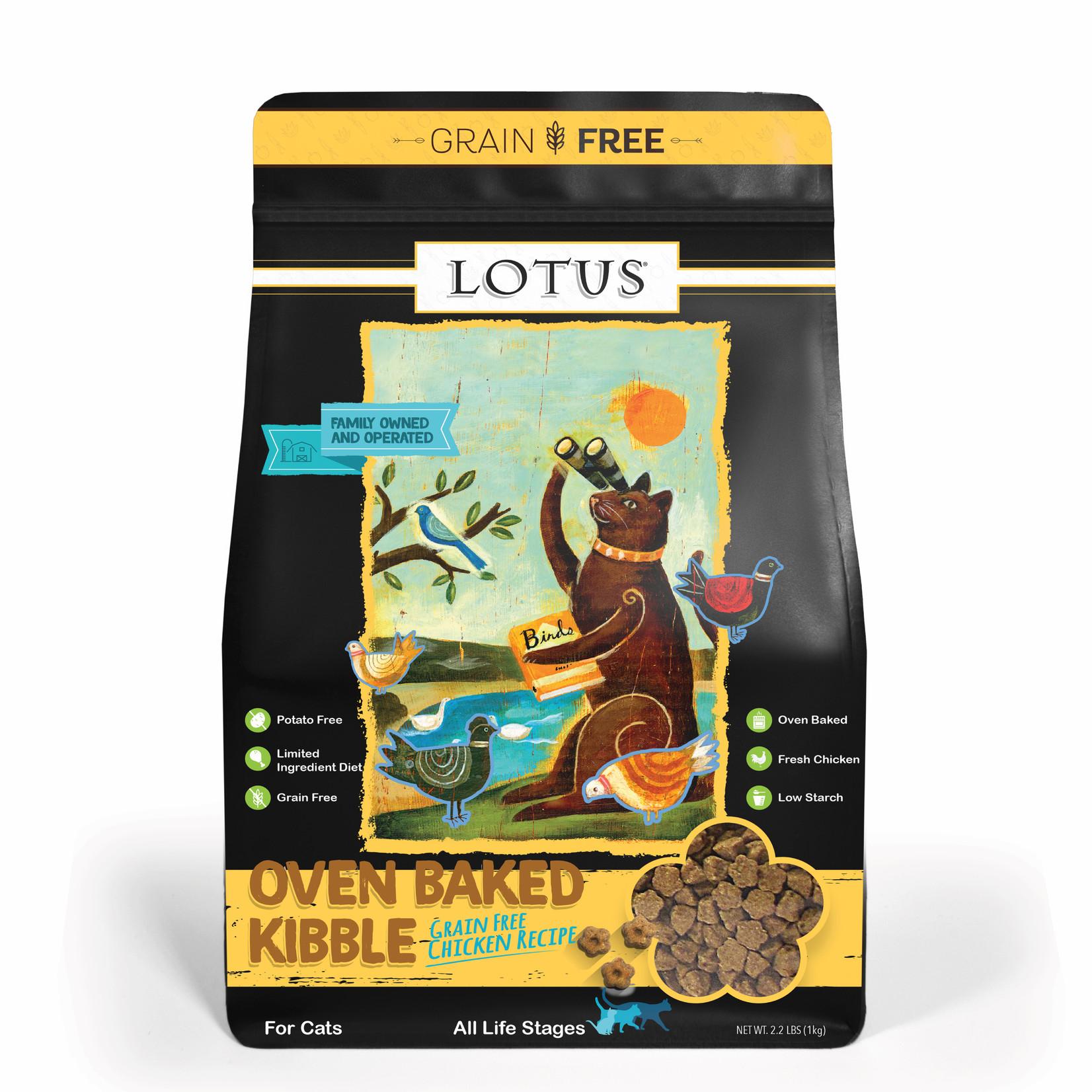 Lotus Lotus Chicken Cat Food 2.2lb