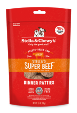 Stella & Chewys Stella & Chewy's Freeze Dried Super Beef Patties Dog Food