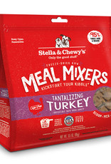 Stella & Chewys Stella & Chewy's Freeze Dried Meal Mixers Tantalizing Turkey Dog Food