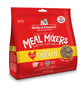 Stella & Chewys Stella & Chewy's Freeze Dried Meal Mixers Chewy's Chicken Dog Food