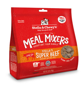 Stella & Chewys Stella & Chewy's Meal Mixers Super Beef Dog Food