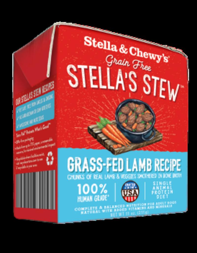 Stella & Chewys Stella & Chewy's Grass-Fed Lamb Stew Canned Dog Food 11oz