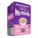 Stella & Chewys Stella & Chewy's Marvelous Morsels Chicken & Salmon Cat Can 5.5oz