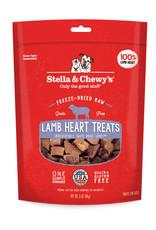 Stella & Chewys Stella & Chewy's Lamb Heart Treats Dog 3oz