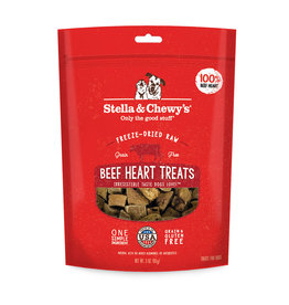Stella & Chewys Stella & Chewy's Beef Heart Dog Treats 3oz