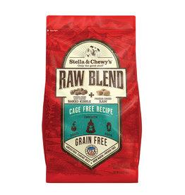 Stella & Chewys Stella & Chewy's Raw Blend Cage-Free Dog Food