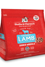 Stella & Chewys Stella & Chewy's Dandy Lamb Frozen Raw Morsels Dog Food 4lb