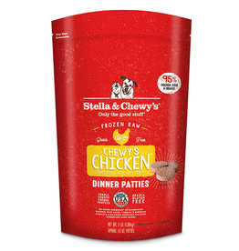 Stella & Chewys Stella & Chewy's Chicken Frozen Raw Patties Dog Food