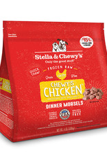 Stella & Chewys Stella & Chewy's Chicken Frozen Raw Morsels Dog Food 4lb