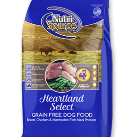 Nutrisource NutriSource Grain Free Heartland Select Dog Food