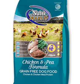 Nutrisource NutriSource Grain Free Chicken & Pea Dog Food