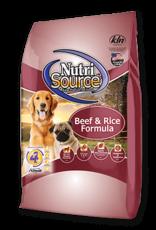 Nutrisource NutriSource Beef & Rice Dog Food
