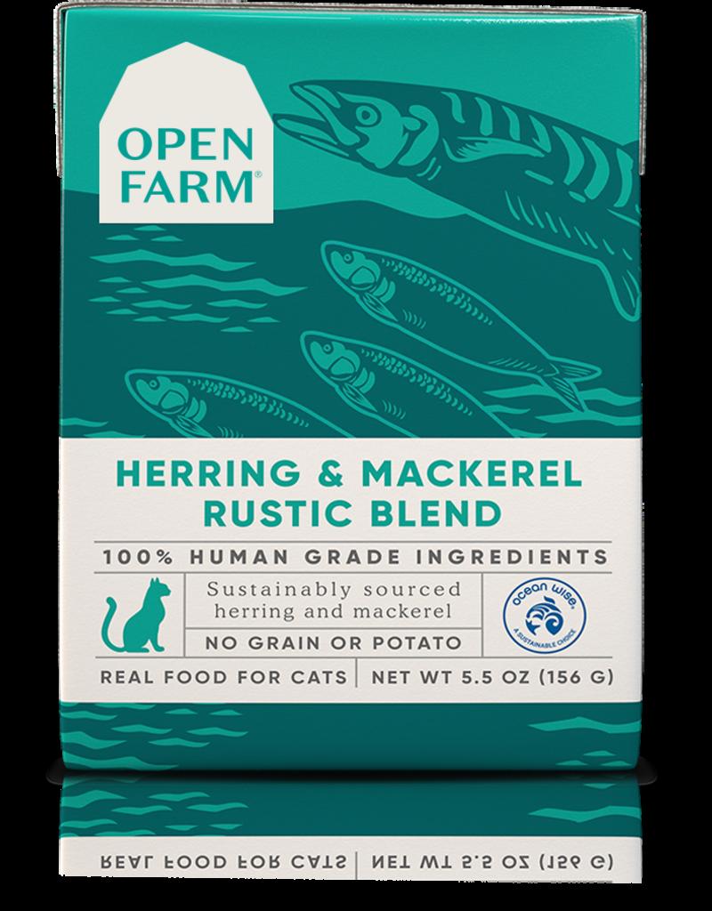 Open Farm Open Farm Herring & Mackerel Canned CAT Food 5.5oz