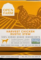 Open Farm Open Farm Harvest Chicken Rustic Stew Canned DOG Food 12.5oz