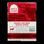 Open Farm Open Farm Grass-Fed Beef Rustic Stew Canned DOG Food 12.5oz