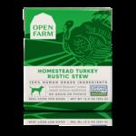 Open Farm Open Farm Homestead Turkey Rustic Stew Canned DOG Food 12.5oz
