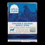 Open Farm Open Farm Chicken & Salmon Rustic Stew Canned DOG Food 12.5oz
