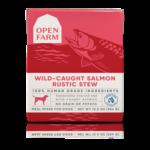 Open Farm Open Farm Wild-Caught Salmon Rustic Stew Canned DOG Food 12.5oz