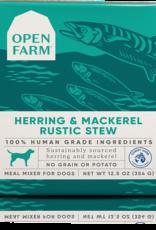Open Farm Open Farm Herring & Mackerel Stew Canned DOG Food 12.5