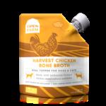 Open Farm Open Farm Harvest Chicken Bone Broth Dog 12oz