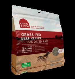 Open Farm Open Farm Freeze Dried Raw Grass-Fed Beef Dog Food 13.5oz