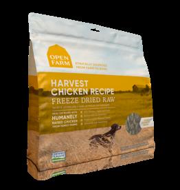 Open Farm Open Farm Freeze Dried Raw Harvest Chicken Dog Food 13.5oz