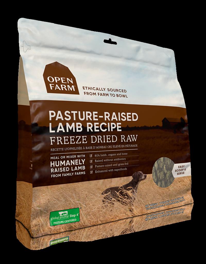 Open Farm Open Farm Freeze Dried Raw Pasture-Raised Lamb Dog Food 13.5oz