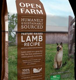 Open Farm Open Farm Pasture-Raised Lamb Cat Food 4lb