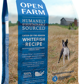 Open Farm Open Farm Catch-of-the-Season Whitefish Dog Food