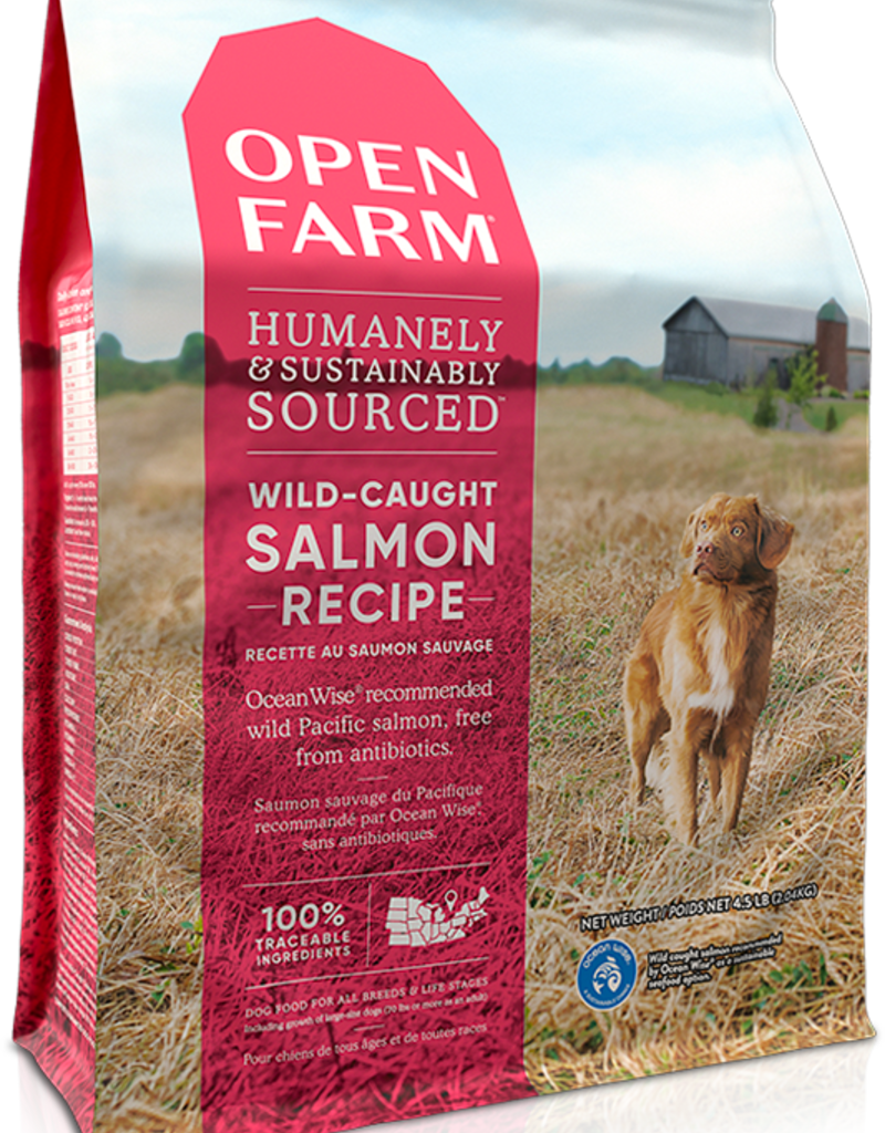 Open Farm Open Farm Wild-Caught Salmon Dog Food